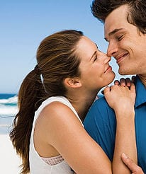 Strand-Romantik